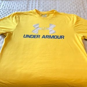 Under Armour tshirt size large